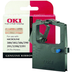 Oki - Oki ML380-01108702 Orjinal Şerit