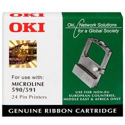 Oki - Oki ML590-01108802 Orjinal Şerit