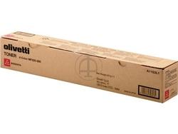 Olivetti - Olivetti D-Color MF-220 Kırmızı Orjinal Fotokopi Toner