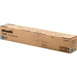 Olivetti - Olivetti D-Color MF-220 Mavi Orjinal Fotokopi Toner