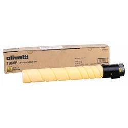 Olivetti - Olivetti D-Color MF-220 Sarı Orjinal Fotokopi Toner