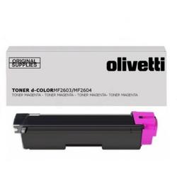Olivetti D-Color MF-2603 Kırmızı Orjinal Fotokopi Toner