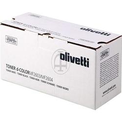 Olivetti - Olivetti D-Color MF-2603 Siyah Orjinal Fotokopi Toner