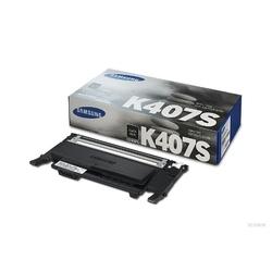 Samsung - Samsung CLP-320/CLT-K407S Siyah Orjinal Toner