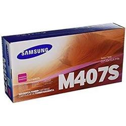 Samsung - Samsung CLP-320/CLT-M407S Kırmızı Orjinal Toner