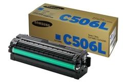10 - Samsung CLP-680/CLT-C506L/SU042A Mavi Orjinal Toner