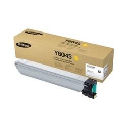 Samsung - Samsung MultiXpress X3280/CLT-Y804S/SS724A Sarı Orjinal Toner