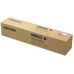 Samsung - Samsung MultiXpress X7400/CLT-M806S/SS637A Kırmızı Orjinal Toner