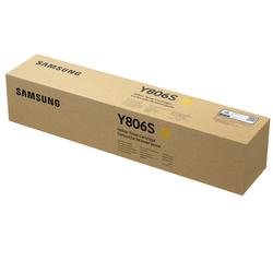 Samsung - Samsung MultiXpress X7400/CLT-Y806S/SS730A Sarı Orjinal Toner