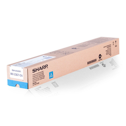Sharp - Sharp MX-23GTCA Mavi Orjinal Fotokopi Toneri