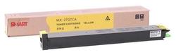 Sharp - Sharp MX-27GTYA Sarı Muadil Fotokopi Toneri