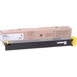 Sharp - Sharp MX-36GTYA Sarı Orjinal Fotokopi Toneri
