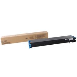 Sharp - Sharp MX-60GTCA Mavi Muadil Fotokopi Toneri