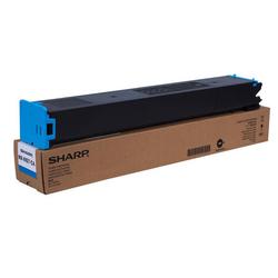 Sharp - Sharp MX-60GTCA Mavi Orjinal Fotokopi Toneri