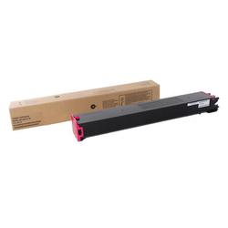 Sharp - Sharp MX-60GTMA Kırmızı Muadil Fotokopi Toneri