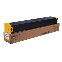 Sharp - Sharp MX-60GTYA Sarı Orjinal Fotokopi Toneri