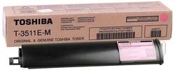 19 - Toshiba T-3511E-M Kırmızı Orjinal Fotokopi Toner
