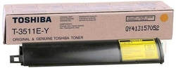 19 - Toshiba T-3511E-Y Sarı Orjinal Fotokopi Toner