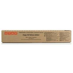 Utax 2550ci -662510116 Sarı Orjinal Toner