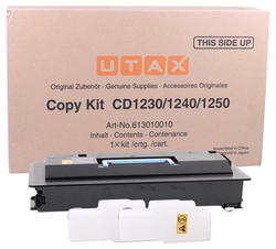 11 - Utax CD1230 Orjinal Fotokopi Toner