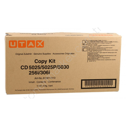 11 - Utax CD5025 Orjinal Fotokopi Toner
