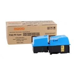 11 - Utax CDC-1520-1526-1532 Orjinal Mavi Toner