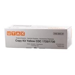 11 - Utax CDC-1725 Sarı Orjinal Fotokopi Toner