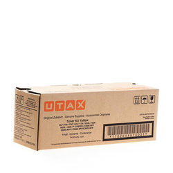 11 - Utax CDC 1726 Orjinal Sarı Toner