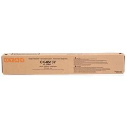 11 - Utax CK-8510 Sarı Orjinal Fotokopi Toner
